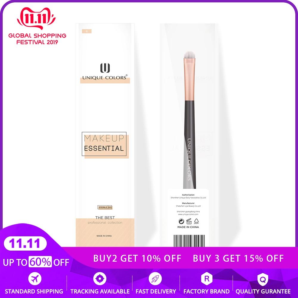 U205 Silkworm brush Makeup concealer Eye shadow Blending Brush use for profession eye application makeup brushes