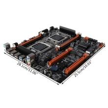 Mainboard Computer X79 Dual-Cpu Desktop SATA E5-Ddr3 Ce M.2-Interface Usb-3.0 1333/1066mhz