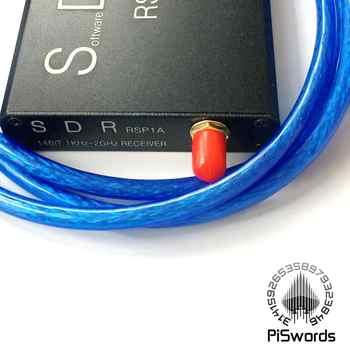Wideband SDR Receiver 1kHz~2GHz 14bit msi SDRPLAY RSP1A SDR-PLAY Radio AM FM HF SSB CW receiver Full band HAM Radio
