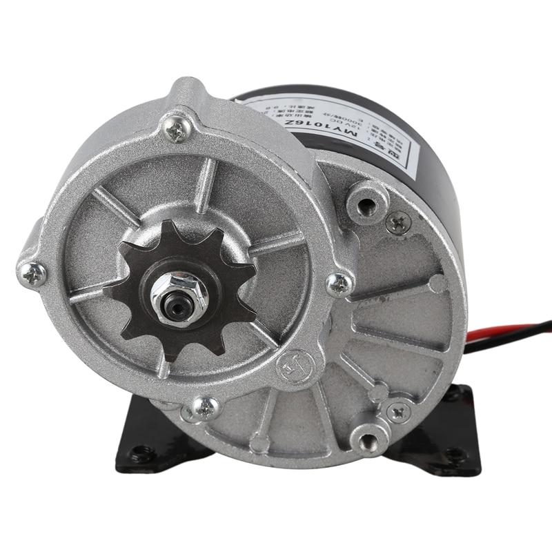 ABGZ-MY1016Z2 250W 12V DC Getriebe Gebürstet Motor E-Bike Motor Pinsel Motor Elektrische Dreirad Elektrische Fahrrad Motor EBIKE Teile