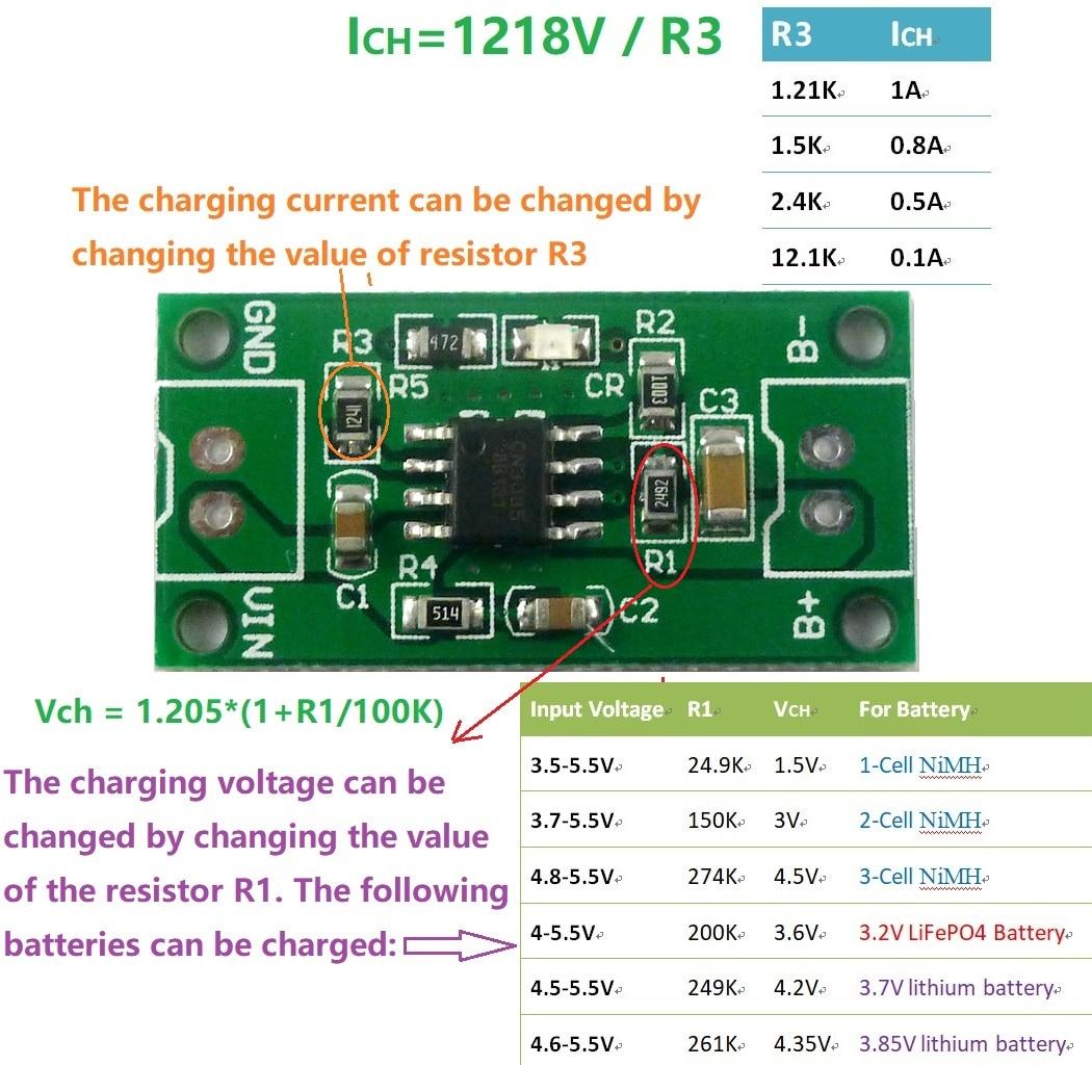 Image 5 - 10x NIMHCRTA 1 2 3 Cell NiMH Rechargeable Battery Dedicated Charger 1.5V 3V 4.5V for 1.2V 2.4V 3.6V-in Inverters & Converters from Home Improvement
