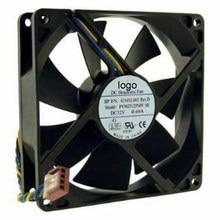 for Foxconn FOXCONN PV701512P2BF 02 12V 0.15A 7CM 7015 4-Wire PWM Fan