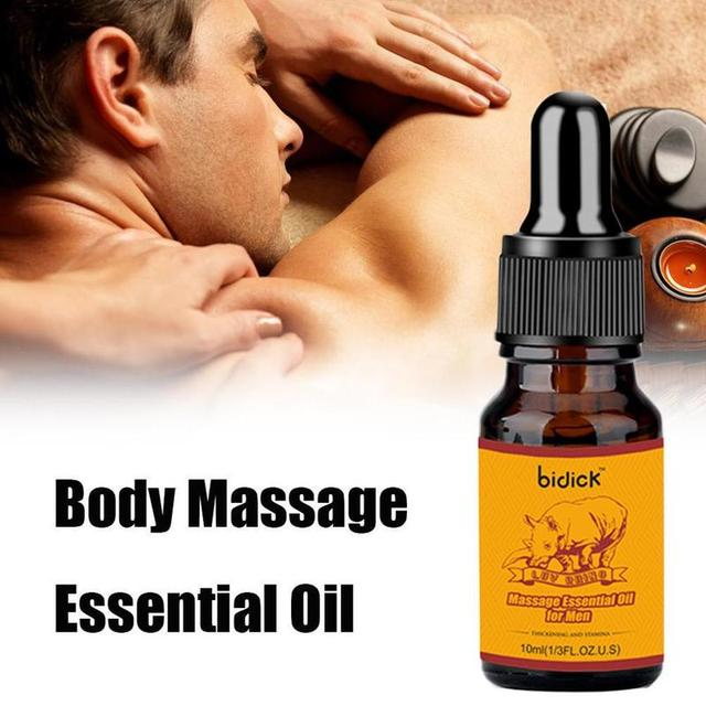 2021 New Male Vitality Massage Essential Oil Penis Enhancement Life Penis Sexy Delay Men Oil Enlargement Thicker Massage Oi P2G3 4