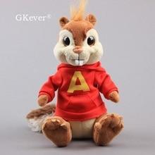 Cute Chipmunks Plush Alvin Stuffed Animals DollsSoft Toy 7