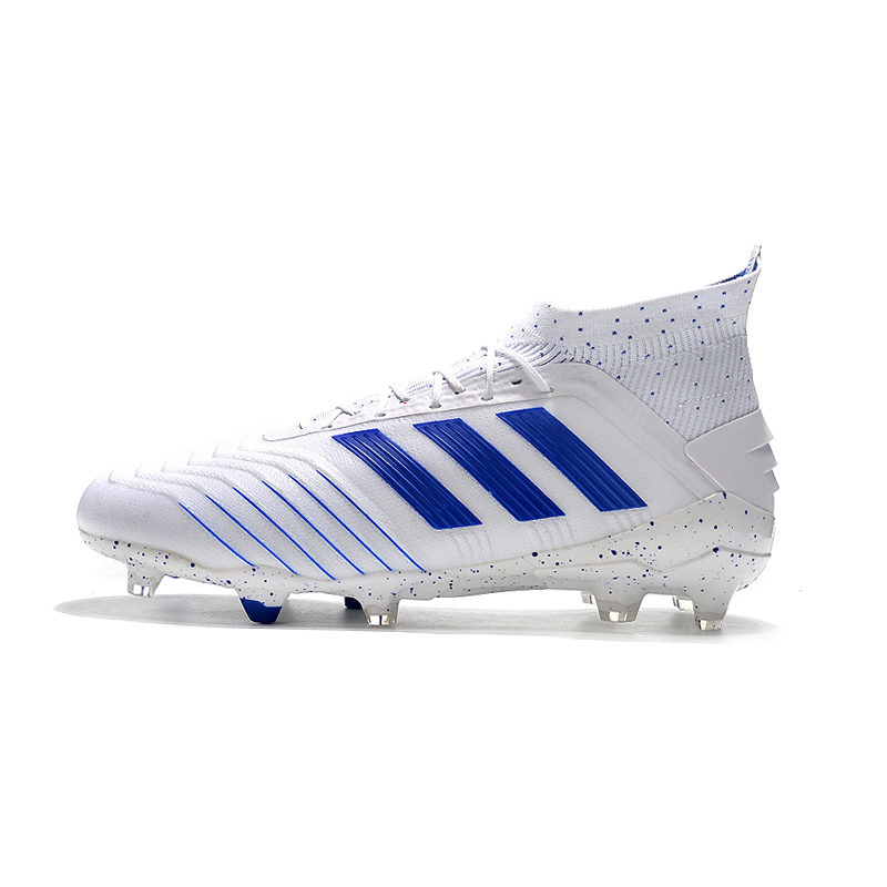 Adidas Predator 19+FG Frenulum Waterproof Knitted Surface