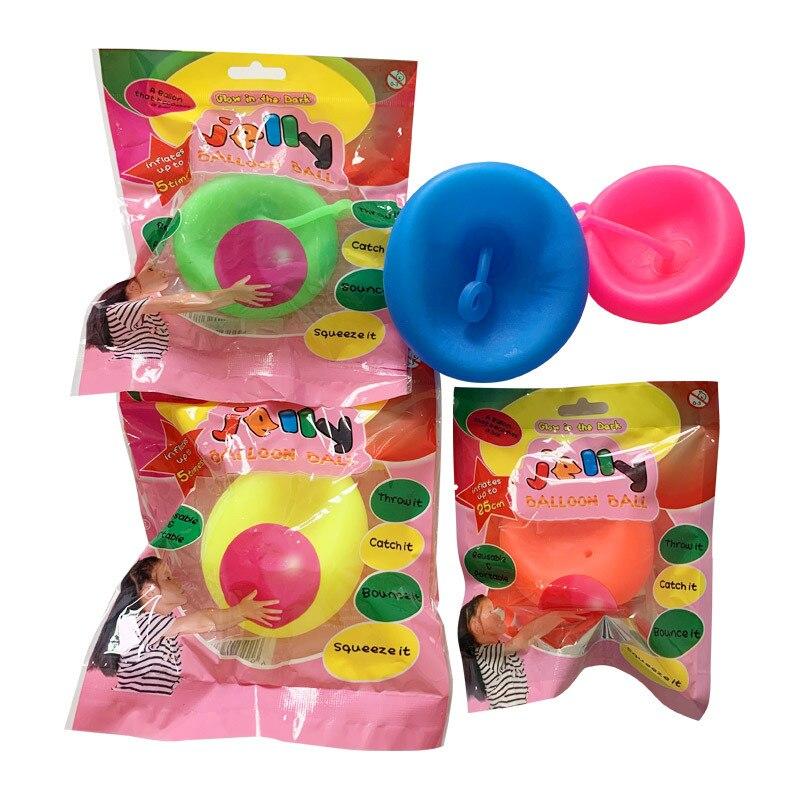 Магический шар 2020, гигантский Удивительный Шар-пузырь, воздушные шары, веселые вечерние игрушки, летние игры, мяч для снятия стресса на откр...