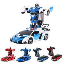 Дропшиппинг радиоуправляемые игрушки роботы трансформеры модель