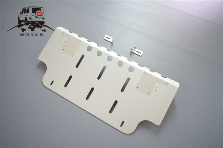 front skid plate (27)