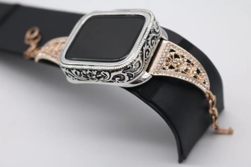 Premium Metal Case for Apple Watch 25