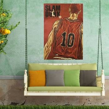 Anime Cool Sakuragi Flower Road Wall Stickers Posters And Prints Paper Living Bedroom Bar Coffee Poster Romantic Aesthetic 2021 image