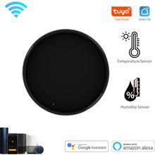 Tuya Smart IR Fernbedienung WiFi Universal für Klimaanlage TV AC DVD AUD Stimme Arbeit mit Alexa Google Hause assistent