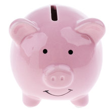 Kids Children Piggy Bank Money Box Saving Coins Cash Fun Novelty Birthday Gift Baby Room Home Decoration Ceramic Pig Set