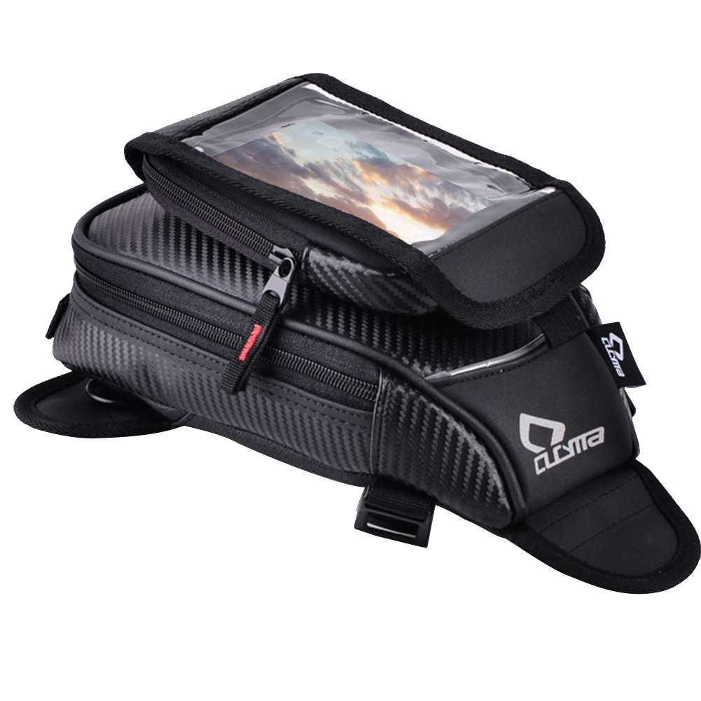 Storage Phone Pocket Casual Zipper Running Waist Pouch Sports Riding Leg Bag Outdoor Travel Reflective Motorcycle Touch Screen