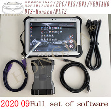 Doip VCI Laptop Dts 8.16 Mb Star Fz-G1 Vci.diagnosis Multimarca Xentry C4 Full-Software