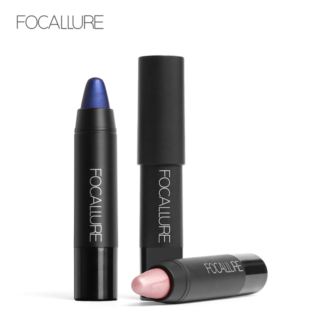 FOCALLURE Matte Crayon Lipstick Waterproof Long-lasting Professional Lipstick Nude Red Lips Tint Pigment 19 Colors Easy To Wear 1