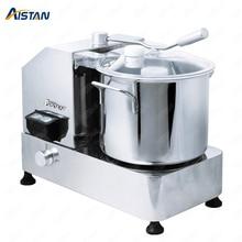 HR6/9/12 Elettrico Taglierina di Verdure In Acciaio Inox Alimentare Macchina di Taglio Professionale affettatrice di verdure Cutter Robot da Cucina