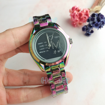 Fashion Silver Gold Diamond Stainless Women Watch Quartz Wrist Watches Ladies Girls Famous Brand Female Clock reloj relogio