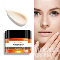 Neutriherbs Vitamin C Face Care Set with VC Cleanser + Derma Roller +Toner+ Serum + Mask + Day Cream +Eye Cream 7 in 1 6