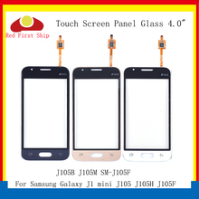 купить 10Pcs/lot For Samsung Galaxy J1 mini J105 J105H J105F J105B J105M SM-J105F Touch Screen Digitizer Panel Sensor j1 mini LCD Glass дешево