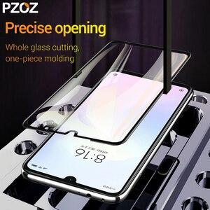 Image 2 - Pzoz per Red Mi Nota 7 di Vetro Completamente Coperto Temperato Pellicola Protettiva per Xiaomi Mi 9 A2 Lite Vetro Rosso Mi 4X5 Più K20 Nota 8 Pro
