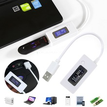 LCD Mini Phone USB Tester Voltage Current Meter Portable Doctor Mobile Power Charger Capacity Detector Monitor Voltmeter Ammeter 4v 30v usb tester lcd display voltmeter ammeter voltage current detector power voltage current meter usb charger doctor