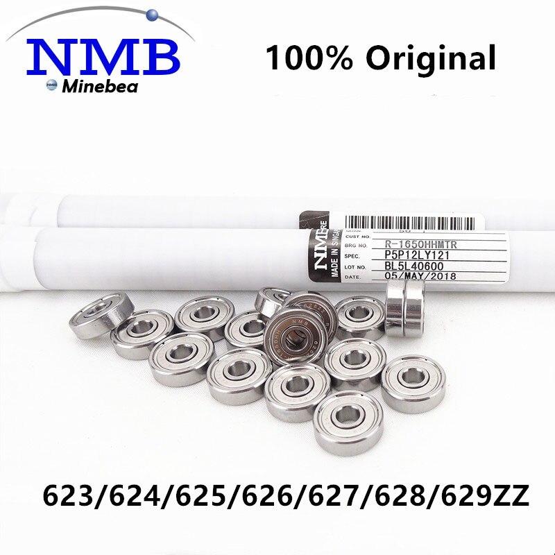 50pcs Japan NMB high speed bearing R-1030ZZ R-1340HH R-1650HH R-1960ZZ R-2270ZZ R-2480KK R-2690ZZ 62