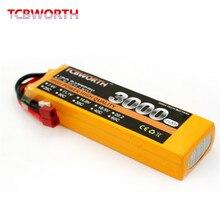 TCBWORTH 5S RC Drone LiPo batterie 18.5V 3000mAh 40C pour RC avion hélicoptère voiture bateau quadrirotor Batteries 5S LiPo AKKU