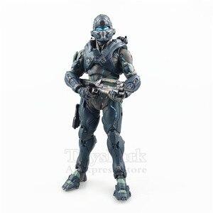 "Image 3 - Halo 5 Guardians главный Спартанский Келли Лок Танака Фреда Centurion техник Athlon 5 ""фигурка игрушки Mcfarlane кукла"