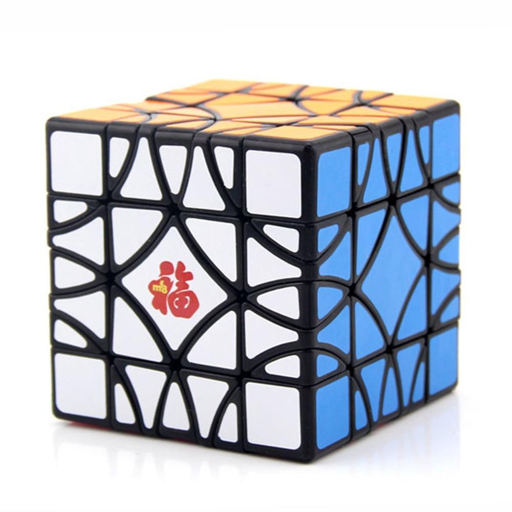 MF8 3x3x3 coupes de papier pour fenêtre Skewb Cube magique Puzzle jeu Cubes jouets éducatifs pour enfants enfants cadeau de noël