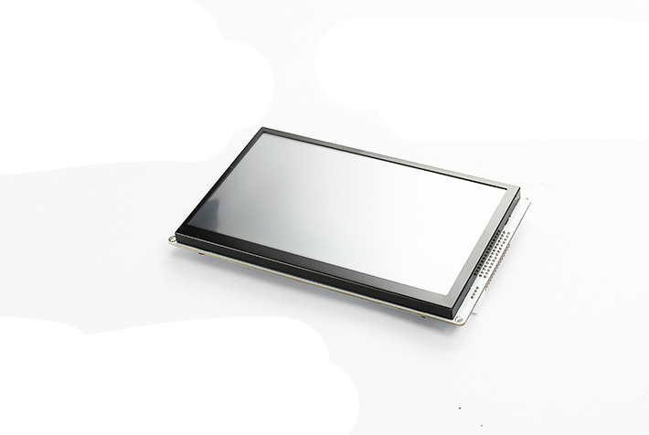 7-inch Resistive Screen RA8875 Driver 16-bit Interface 8080 LCD Provide STM32 Source Code