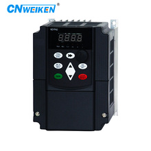 цена на WK600  220V 4KW Inverter VFD/VSD input Single-phase 220v output three-phase 220v to the motor