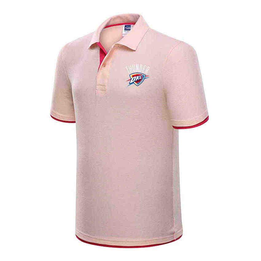 New 2019 Men's brand men Polo shirt D esigual Men's cotton Thunder print short-sleeved polo shirt sweatshirt T-ennis XS-3XL
