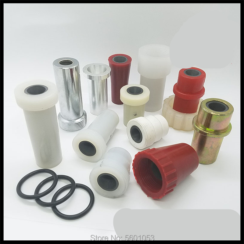 Sand Blasting Boron Carbide Nozzle Cover For Sandblasting Gun ABS Material