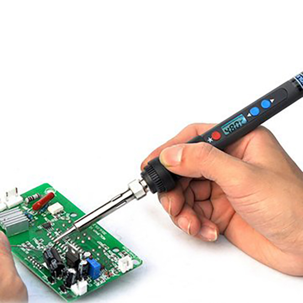 digital termostato ajustável sem chumbo ferro de