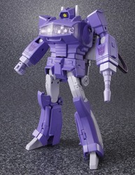 Transformation Masterpiece Shockwave MP-29 MP29 G1 Destron Laserwave Model Action Figure Toy Model Gift