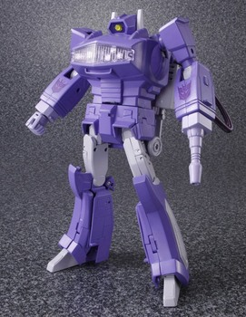 Transformation Masterpiece Shockwave MP-29 MP29 G1 Destron Laserwave Model Action Figure Toy Model Gift [show z store] 4th party mp36 mightron mp 36 masterpiece new in box transformation action figure