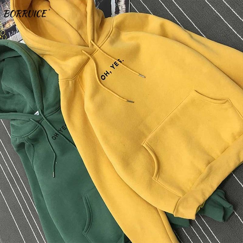 209 Ladies' Tops Blackpink Sweatshirt Hoodies Harajuku Fall Hoodie Long Sleeve Loose Leisure Kpop Women Hoodies Clothes