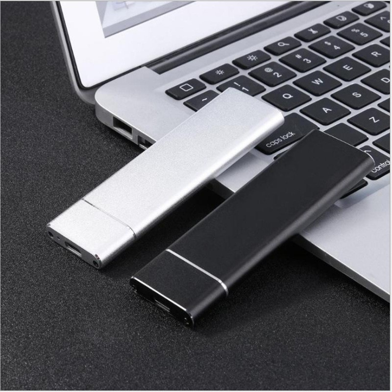 M.2 SSD Drive M2 1TB 2TB External Hard Disk Drive Portable Type C 3.1 USB SSD Solid State Drive for Laptop Desktop SSD Disk 4