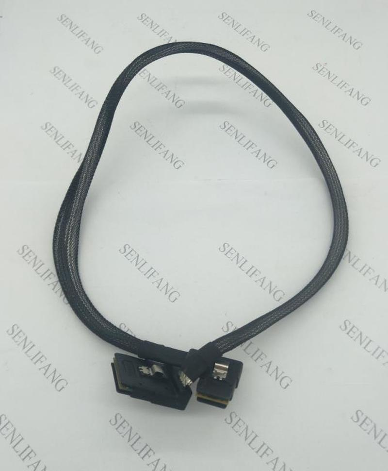 Free Shipping For Dell PowerEdge R620 Mini SAS SFF-8087 To 36POS (90D) Cable: WVF6J 0WVF6J