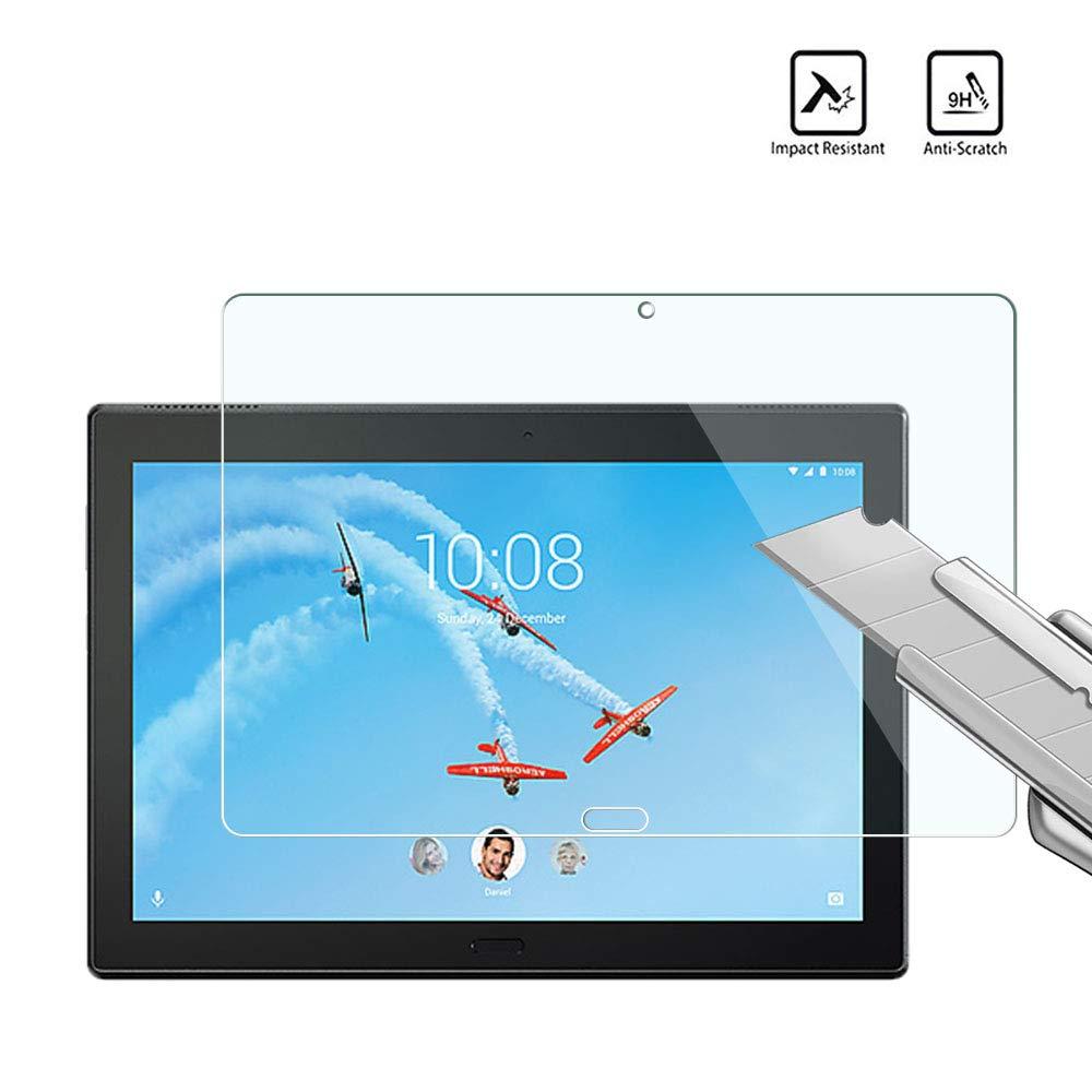 Tempered Glass For Lenovo Tab M10 10.1 TB-X605L Tab P10 TB-X705L 10