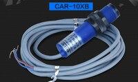 CAR-10XB M18 Nc Optische Schakelaar Sensoren 100% Nieuwe Originele Reflex Foto Sensor 90-250VAC