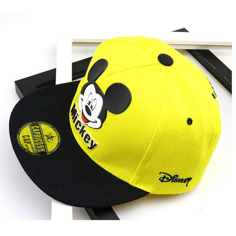 男の子漫画野球帽子供の帽子少年少女スナップバックキャップかわいい野球キャップ Adumbral 換気調節可能な野球帽