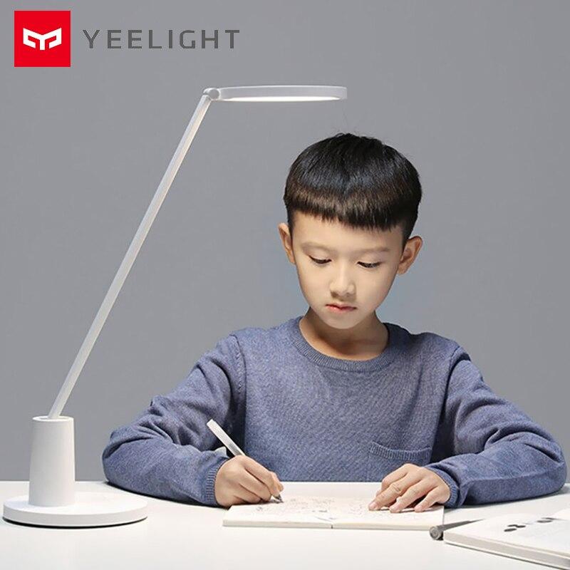 Yeelight Smart Eye-Protection LED lampe de Table Prime Intelligent Intelligent contrôle tactile lumière pour enfants étudiant soutien Mijia APP