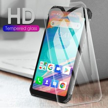 Ultra Tipis Tempered Glass untuk Blackview BV6100 Film Pelindung untuk Blackview BV5500 A60 BV9600 BV9500 Film Pelindung Accessorie(China)