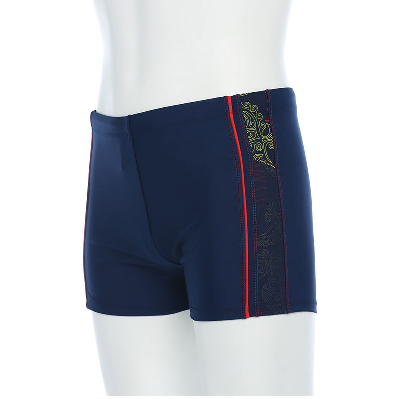 Men Solid Color Sports Wind Belt Article Swimming Trunks Support A Large Amount Buy