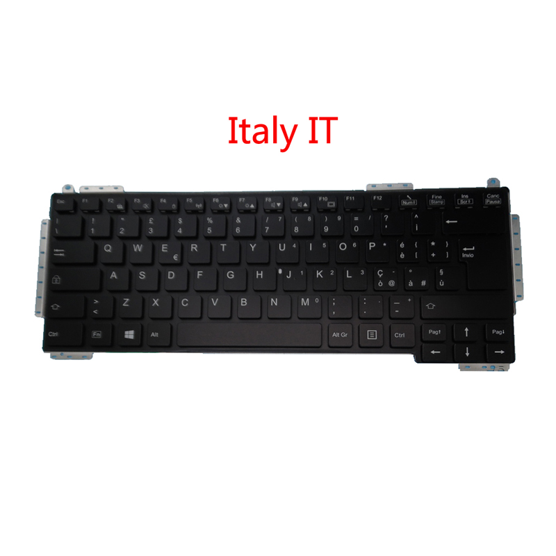 Image 5 - Laptop Backlit US RU UK PO IT SW BE Keyboard For Fujitsu S904 
