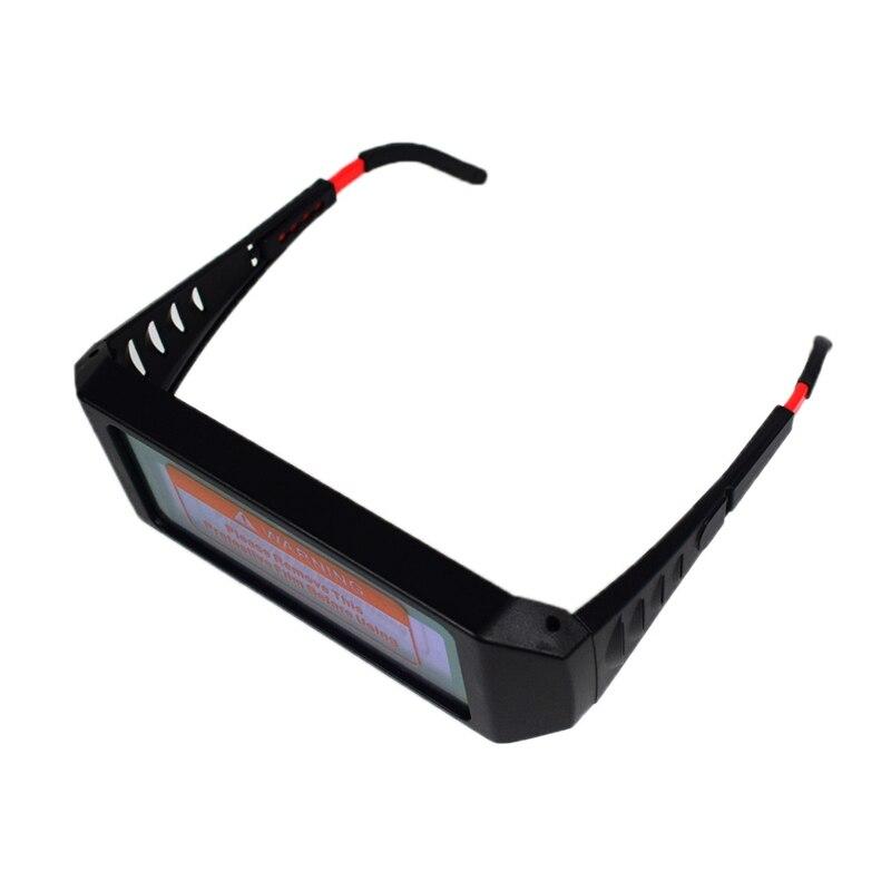 Автоматическое фотоэлектрическое сварочное стекло es на солнечных батареях Авто затемнение Сварочная маска шлем глаз очки сварочное стекл...