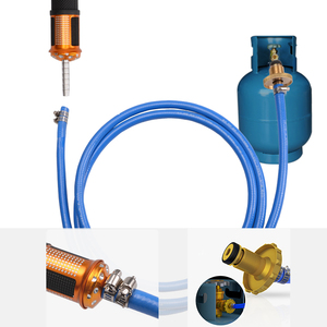 Image 3 - HHO Electronic Ignition Liquefied Gas Welding Torch Kit with 3M Hose for Soldering Cooking Brazing Heating Lighting