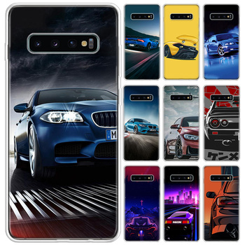 fashion bmw M3 Phone Case For Samsung Galaxy S20 Ultra Plus S7 S8 S9 S10 S10E NOTE8 NOTE9 NOTE10 J4 J6 J8 Plus Lite 2020 image
