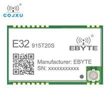 E32 915T20S SMD 915MHZ SX1276 무선 모듈 LoRa 장거리 트랜시버